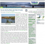 World Lakes Blog