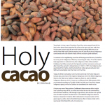 Feature: Holy Cacao