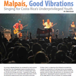 Feature: Malpaís, Good Vibrations